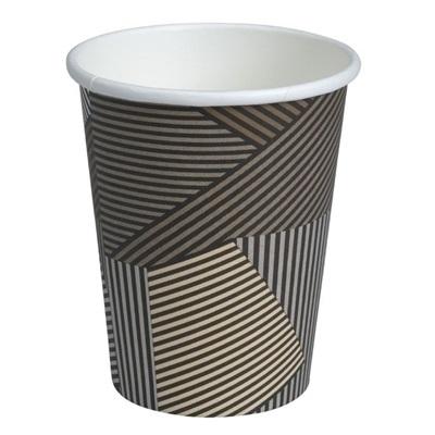 Papírový kelímek 120 ml COFFEE TO GO - Lines (pr. 62 mm) (50 ks)