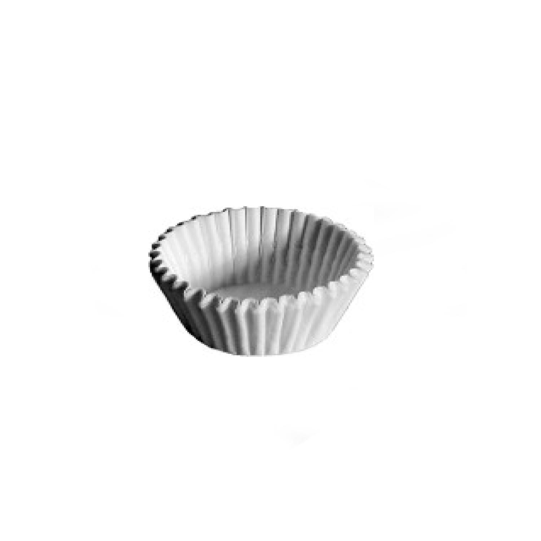 Cukrářské košíčky bílé pr. 35 x 20 mm (100 ks)
