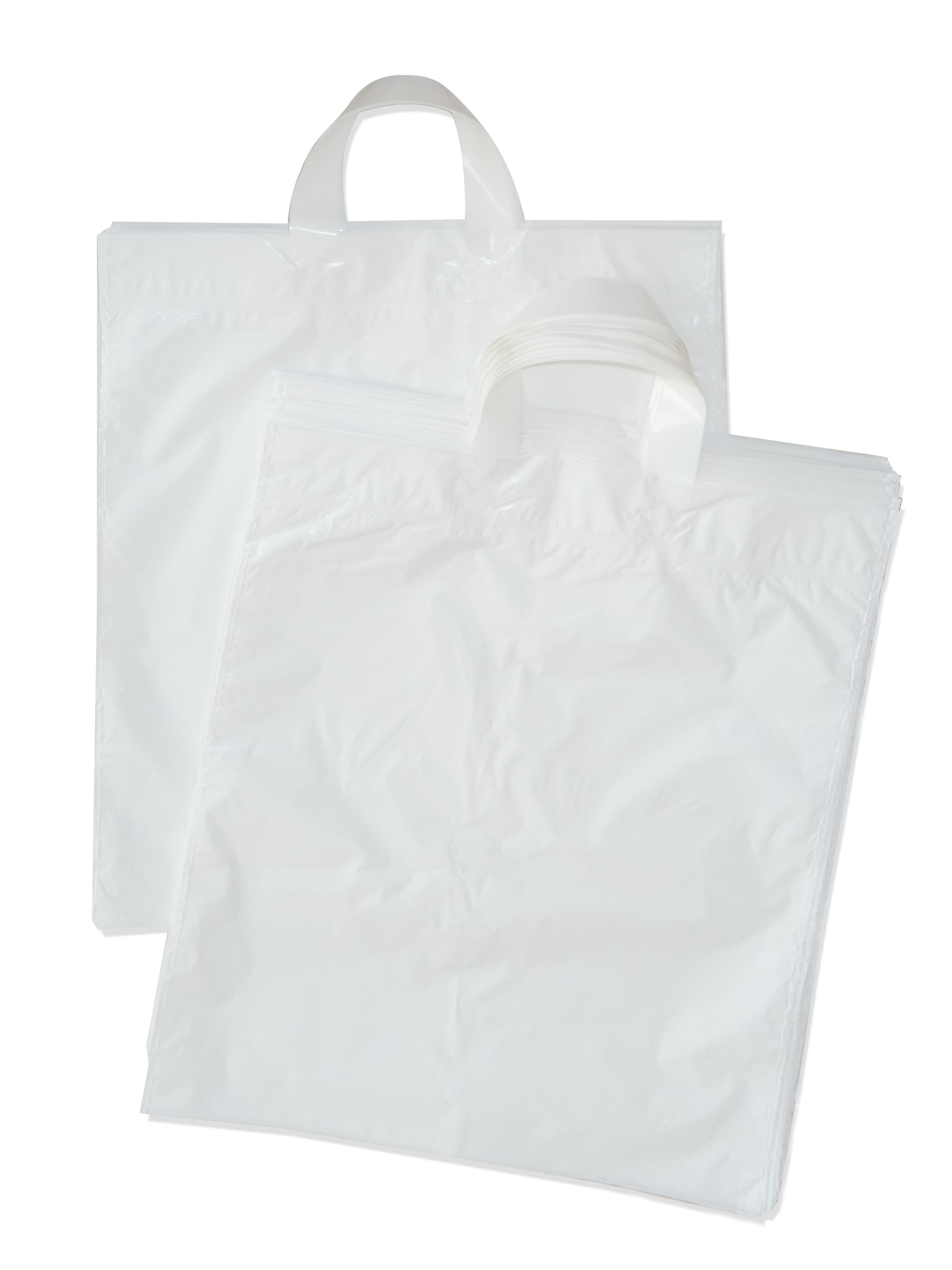 b36f8a7054 Taška igelitová LDPE 10 kg bílá 38 x 46 cm