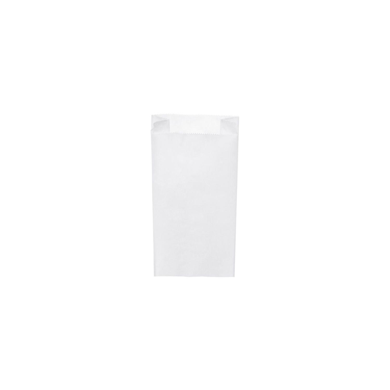 Svačinové papírové sáčky  0,5 kg ( 10+5 x 22 cm) (1000 ks)