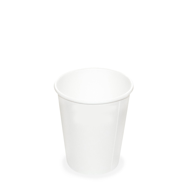 Papírový kelímek bílý 280 ml (pr. 80 mm) (50 ks)