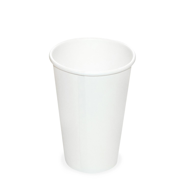 Papírový kelímek bílý 350 ml (pr. 90 mm) (50 ks)