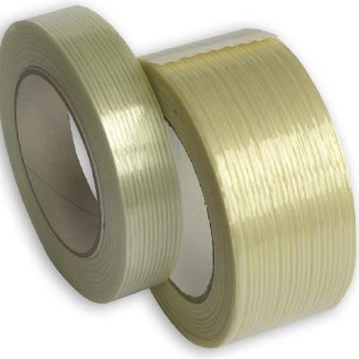 Lepící páska filamentní s podélnými skelnými vlákny 25 mm x 50 m